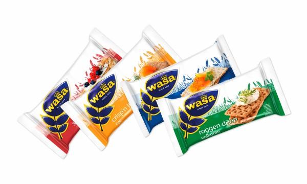 Wasa Frühstücksbox 40 x 2 Stück