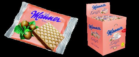 Manner Wiener Gruß ca. 300 Portionen