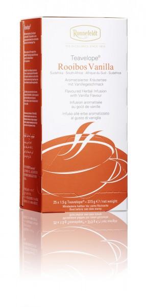 Teavelope® Rooibos Vanilla 25 x 1,5g