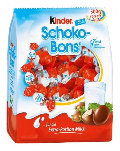 Ferrero Kinder Schoko-Bons 300g Beutel
