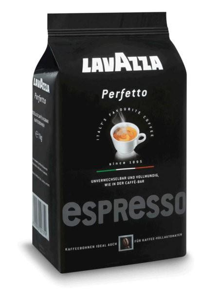 Lavazza Espresso Perfetto 1000g ganze Bohne