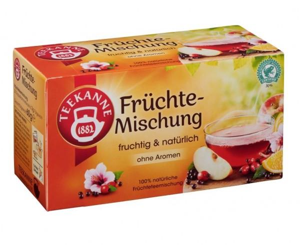 Teekanne Früchte Genuss 20 x 3,0g Tassenportion | CaterPoint.de