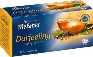 Meßmer Tee Darjeeling 25 x 1,75g Tassenportion | CaterPoint.de