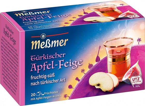 Meßmer Türkischer Apfel-Feige Tee 20 x 2,5g