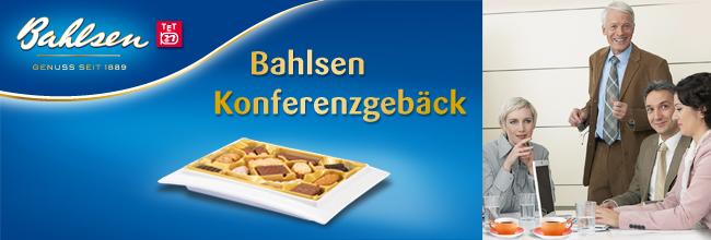 Bahlsen Konferenzgebäck