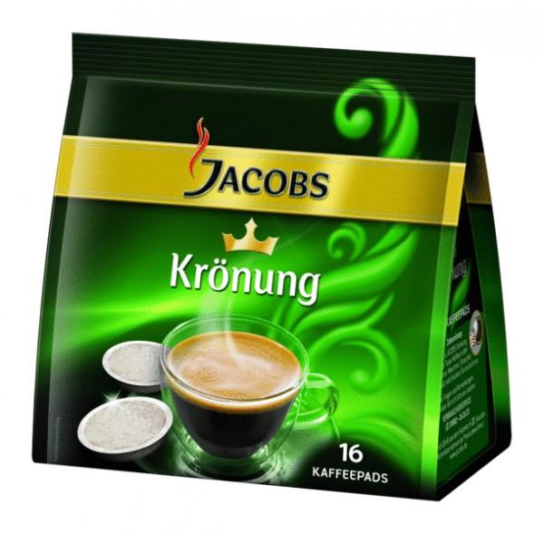 Jacobs Krönung Kaffeepads Klassisch 16 x 1 Stück