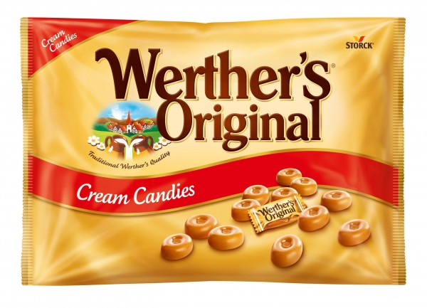 Werther´s Original Cream Candy 1000g