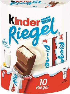 Kinder Schokoladen-Riegel 10er | CaterPoint.de