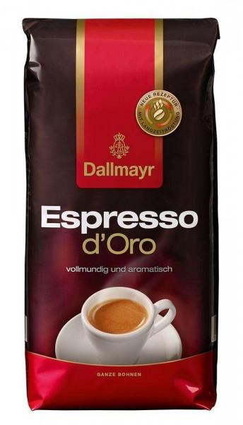 Dallmayr Espresso D´Oro ganze Bohne 1000g