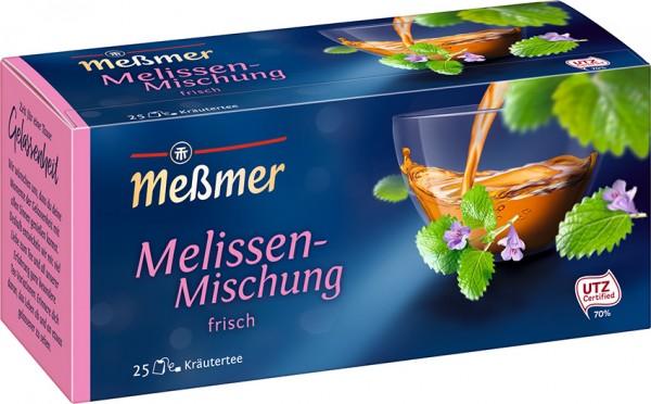 Meßmer Melissen-Mischung 25 x 2,25g Tassenportion | CaterPoint.de