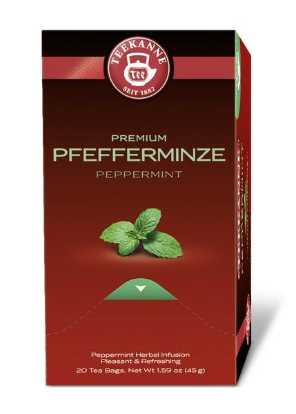 Teekanne Gastro Premium Pfefferminze 20 x 2g | CaterPoint.de