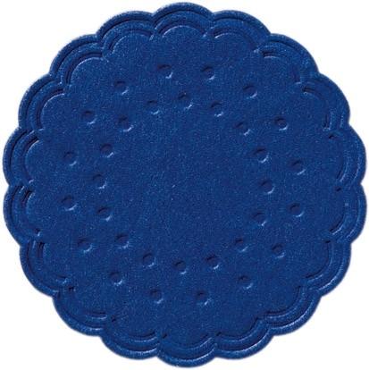 Duni Tassendeckchen dunkelblau - 250 Stück