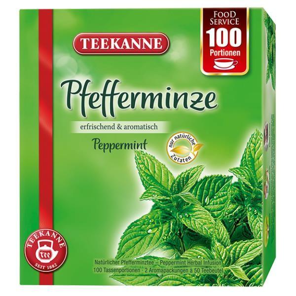 Teekanne FixMinze 100 Tassenportionen | CaterPoint.de