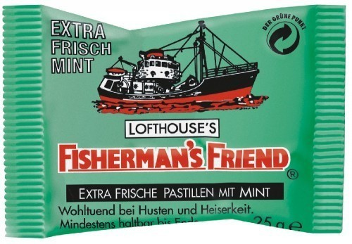 Fisherman`s Friend - Mint 24 x 25g