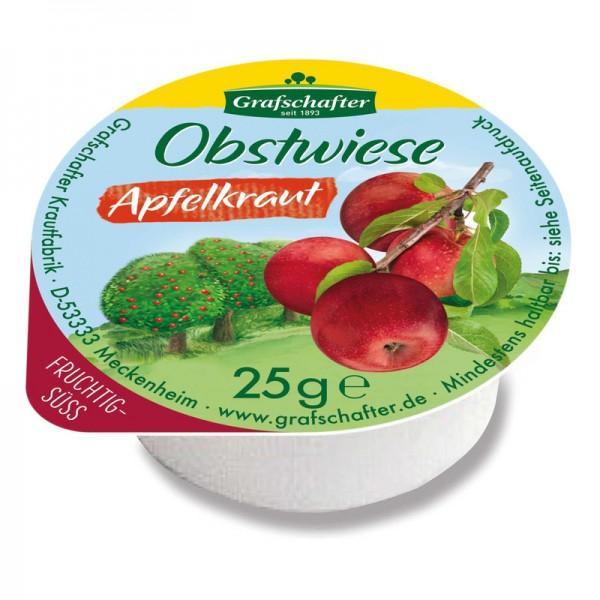 Grafschafter Obstwiese Apfel 80x25g Portionen | CaterPoint.de