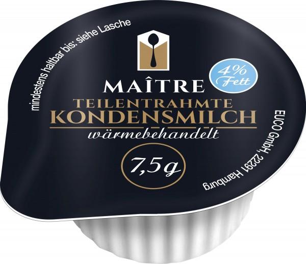Maitre Kondesmilch 4% 240 x 7,5g | CaterPoint.de