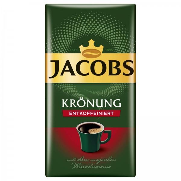 Jacobs Kaffee Krönung entkoffeiniert 500g
