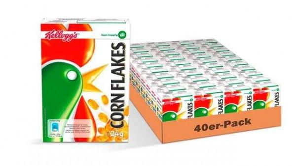 Kelloggs CornFlakes 40 Portionen à 24g | CaterPoint.de