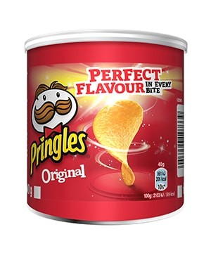 Pringles Original 12 x 40g   CaterPoint.de