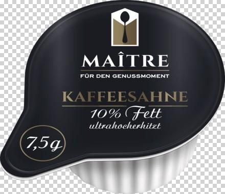 Maitre Kaffeesahne 10% 240 x 7,5g  | CaterPoint.de