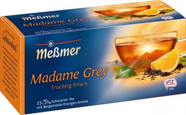 Meßmer Madame Grey 25 x 1,75g Tassenportion   CaterPoint.de