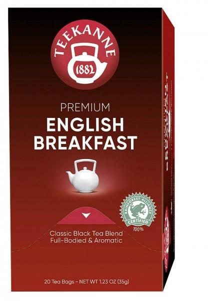 Teekanne Gastro Premium English Breakfast 20 x 1,75g | CaterPoint.de
