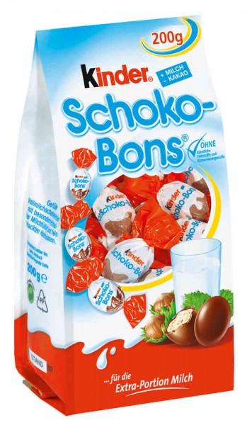 Ferrero Kinder Schoko-Bons 200g Beutel