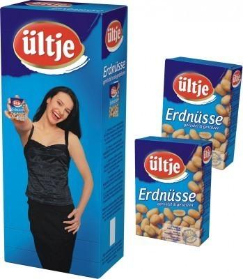 Ültje Erdnusskerne 28 x 50 g