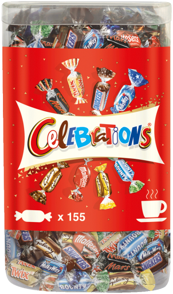 Celebrations 1,435kg Gastro-Box | CaterPoint.de