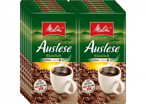 12 x Melitta Café Auslese 500g | CaterPoint.de