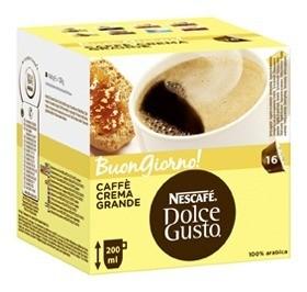 Nescafe Dolce Gusto cafè crema grande 16er