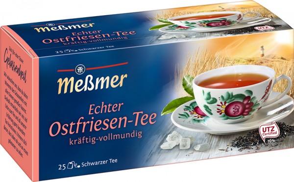 Meßmer Feinst. Ostfriesen Tee 25 x 1,5g Tassenport. | CaterPoint.de