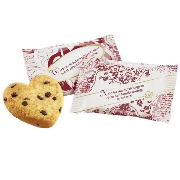 Coppenrath Tassenportionen Cookie Herzen Choko