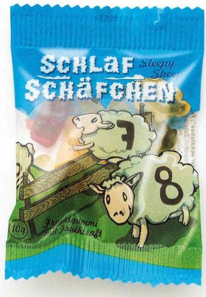 Hellma Schlafschäfchen - 100 Minibeutel à 10g | CaterPoint.de