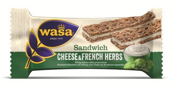 Wasa Sandwich feine Kräuter