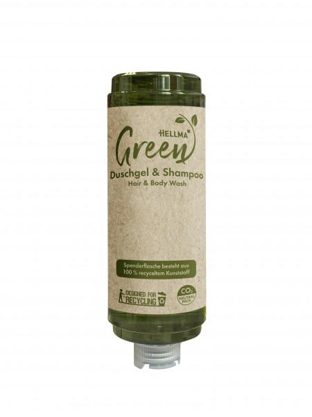 Hellma Green Duschgel & Shampoo 360ml