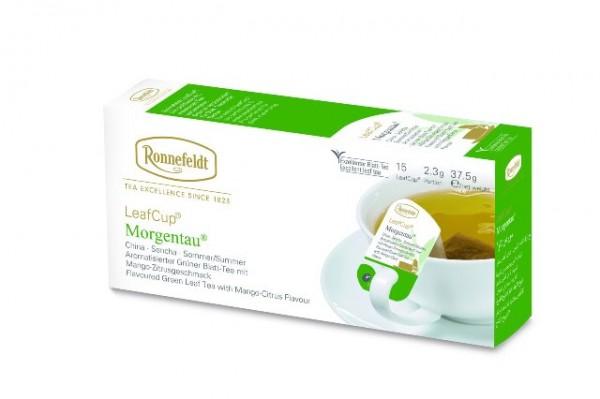 Ronnefeldt LeafCup® Morgentau® 15 x 2,5g