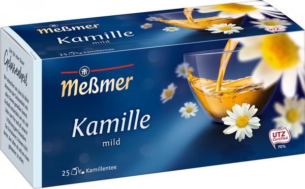 Meßmer Kamillen Tee 25 x 1,5g Tassenportion | CaterPoint.de