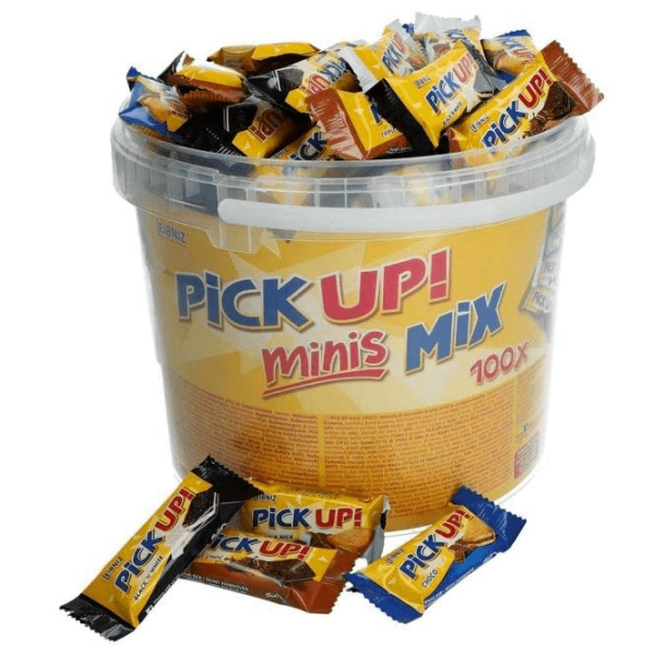 Leibniz PICK UP Minis Mix 100 x 10,6g | CaterPoint.de