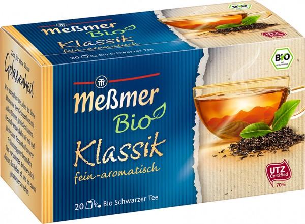 Meßmer BIO Klassik 20 x 1,75g Tassenportion | CaterPoint.de
