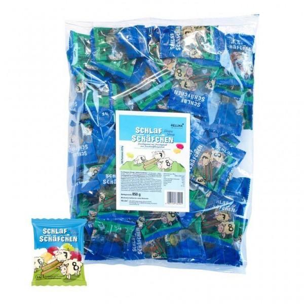 Hellma Schlafschäfchen Minibeutel 100 x 8,5g | CaterPoint.de