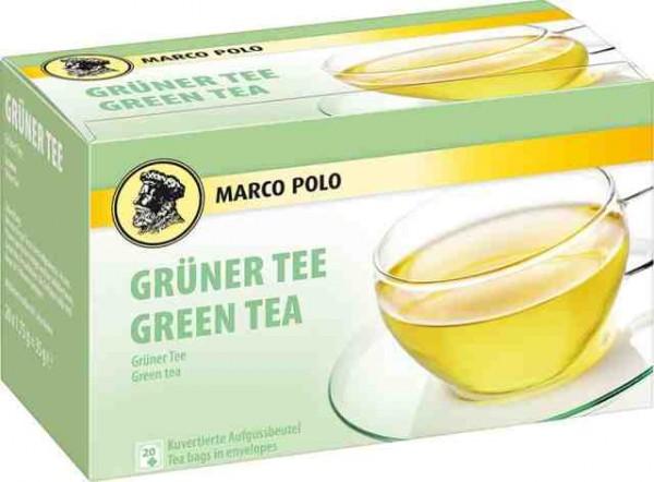 MARCO POLO Grüner Tee 20 x 1,75g Tassenportion | CaterPoint.de