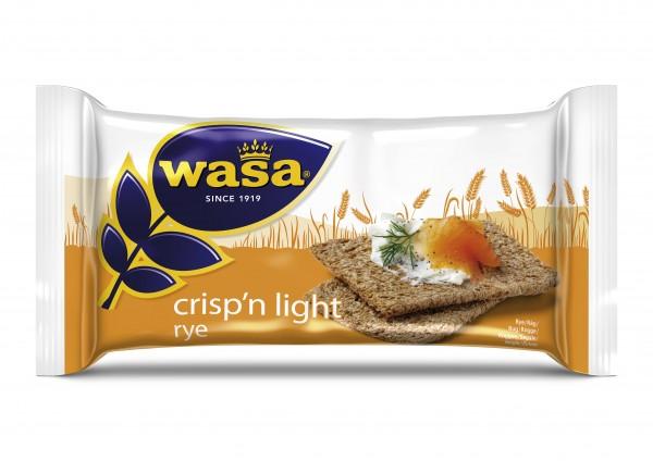 Wasa Crisp`n light-Knäckebrot