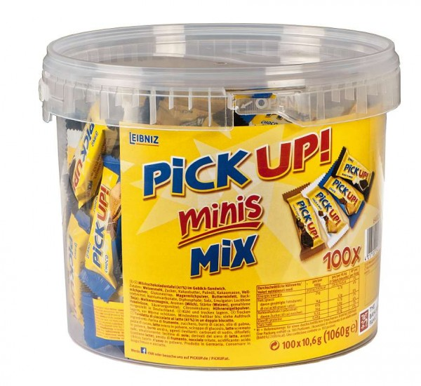 Leibniz PICK UP Minis Mix 100 x 10,6g