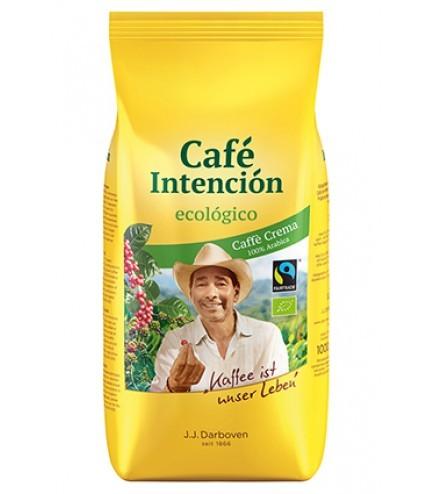 Café Intencion ecológico Caffè Crema 1000g Bohne