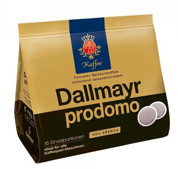 Dallmayr Prodomo Pads 16 x 1 Stück