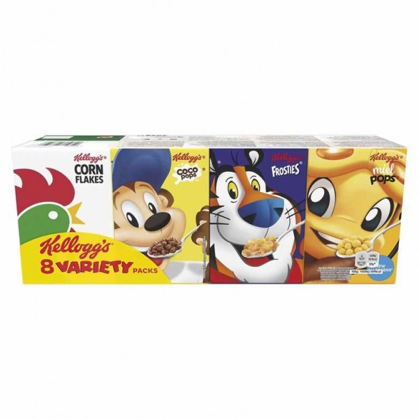 Kellogg´s Variety Pack 205g | CaterPoint.de