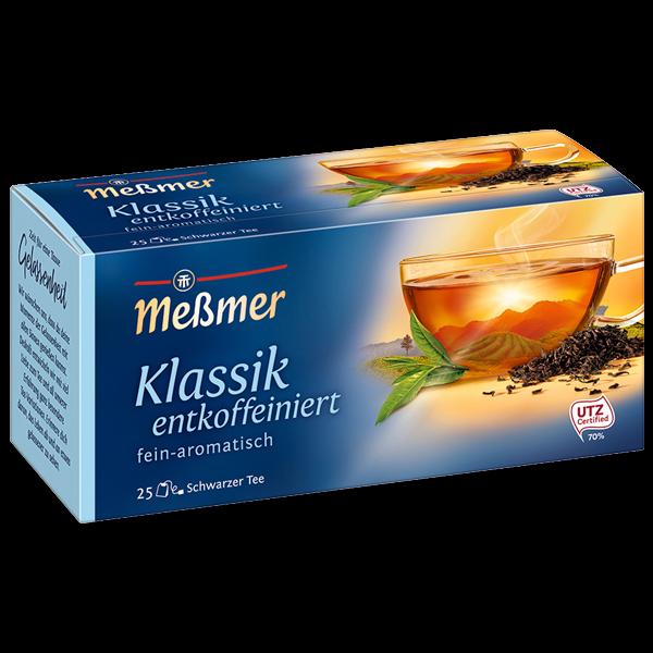 Meßmer KLASSIK entcoffeiniert 25 x 1,75g Tassenportion