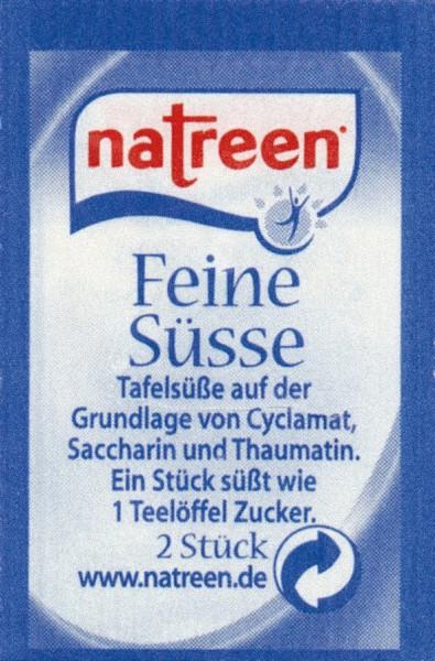 Hellma Natreen Süßstoff Tab 500 x 2St.