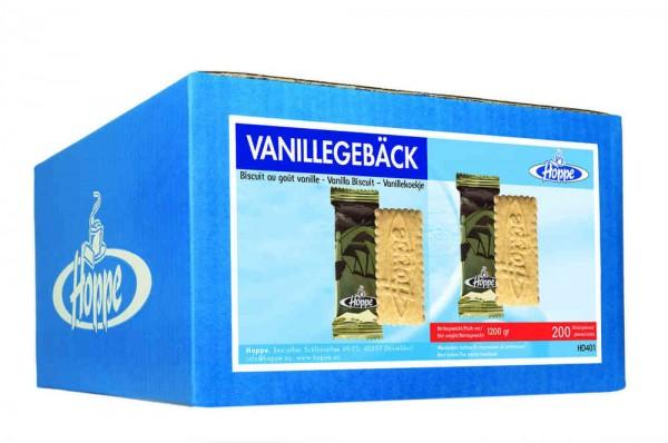 Hoppe Vanillegebäck 200 Stück